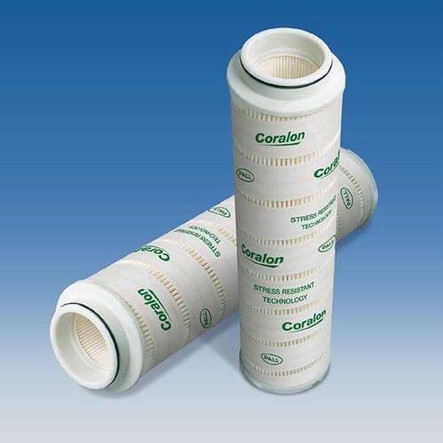 Coralon Filter Elements